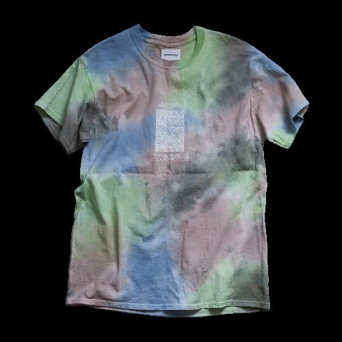 ANASOLULE/ANASOLULE x PITC Tie Dye Tee【 Col. Planet 】