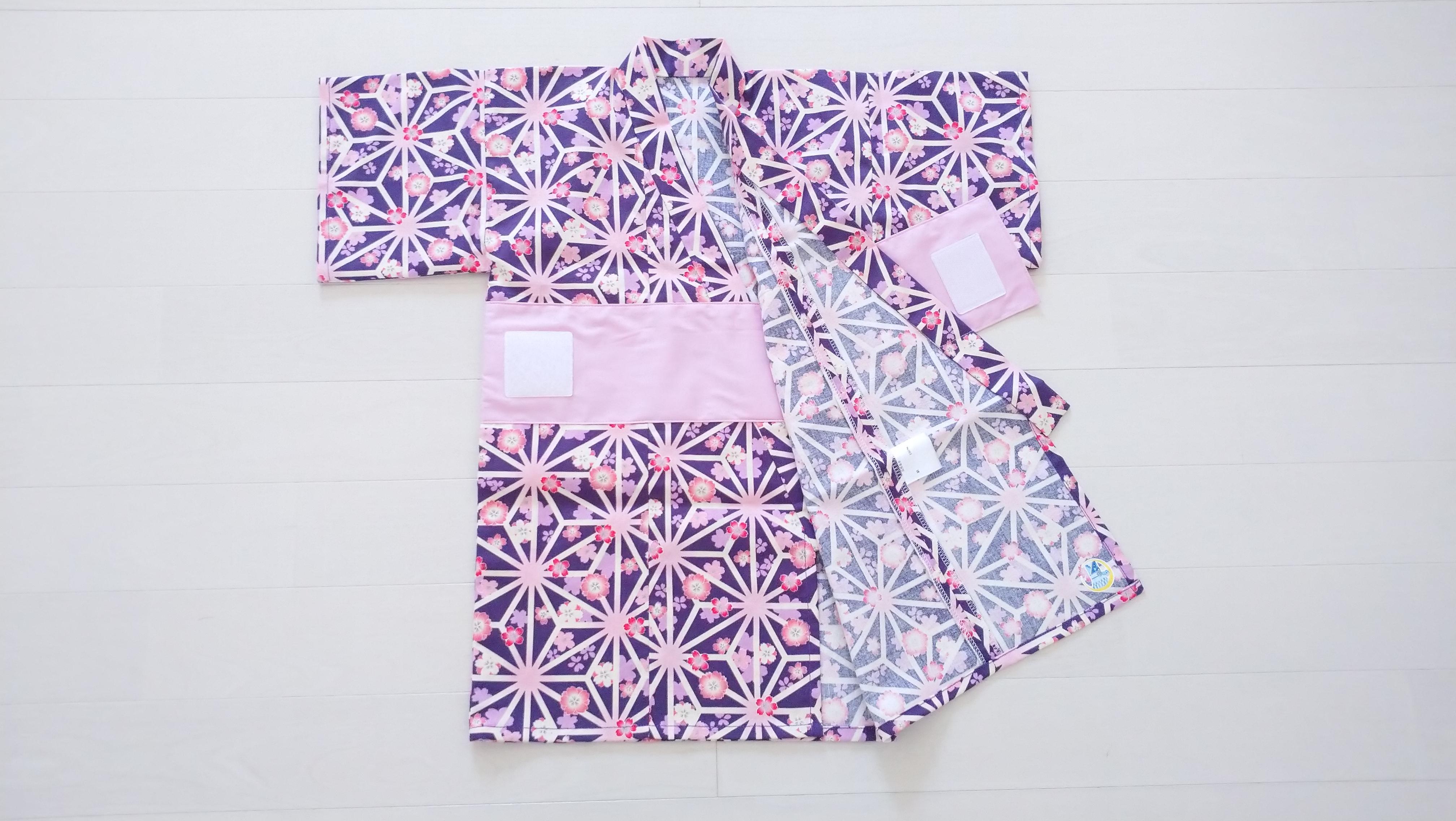 ファースト着物 単品(桜)