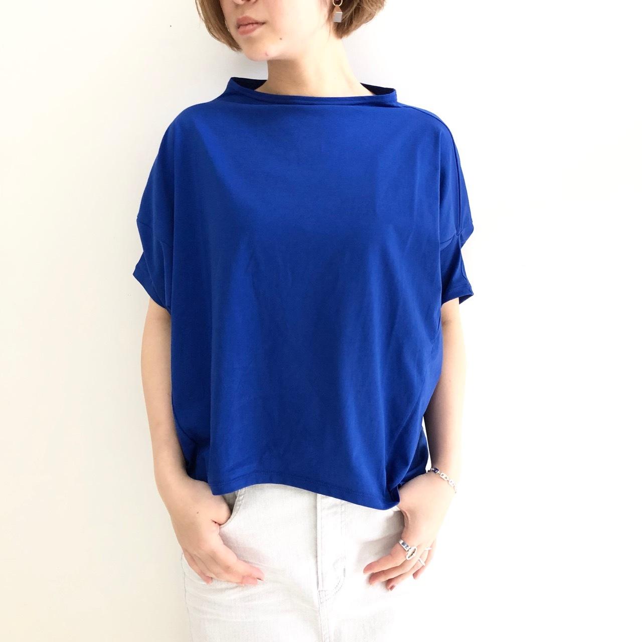 【 OTUME 】ボトルネックTeeシャツ