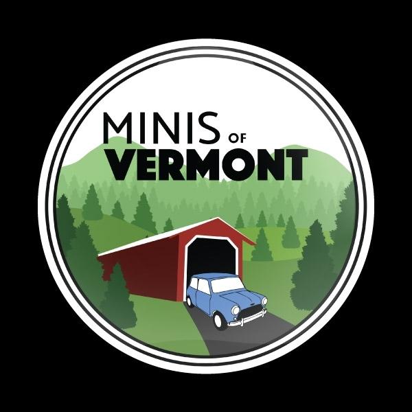 ゴーバッジ(ドーム)(CD1104 - CLUB Minis of Vermont) - 画像1