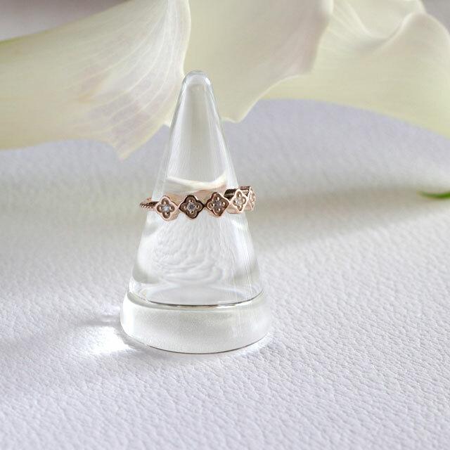 Hanakanmurino Ring ✧K10YG✧