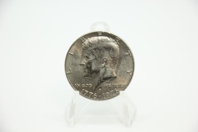ケネディ ハーフダラー 200周年記念硬貨