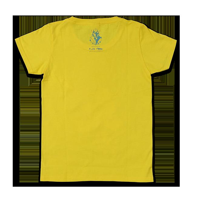 DECO*27「モザイクロール」Tシャツ レディース:デイジー - 画像2