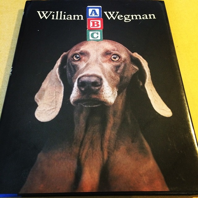 写真集「ABC/William Wegman」 - 画像1