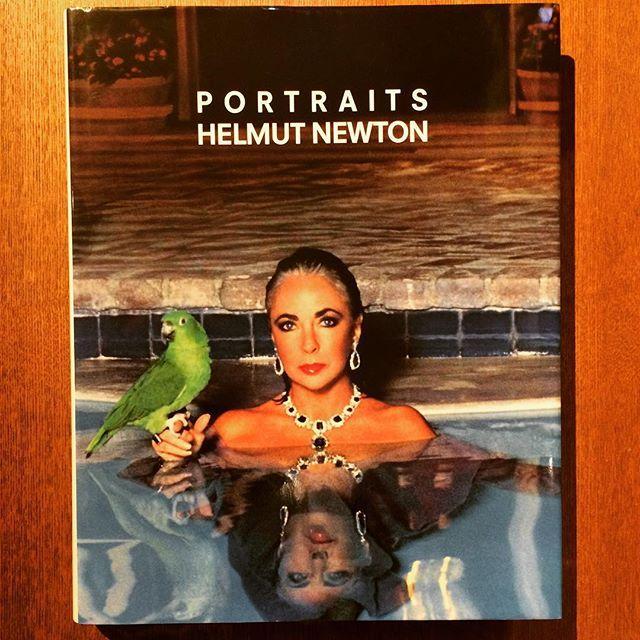 写真集「Portraits/Helmut Newton」 - 画像1