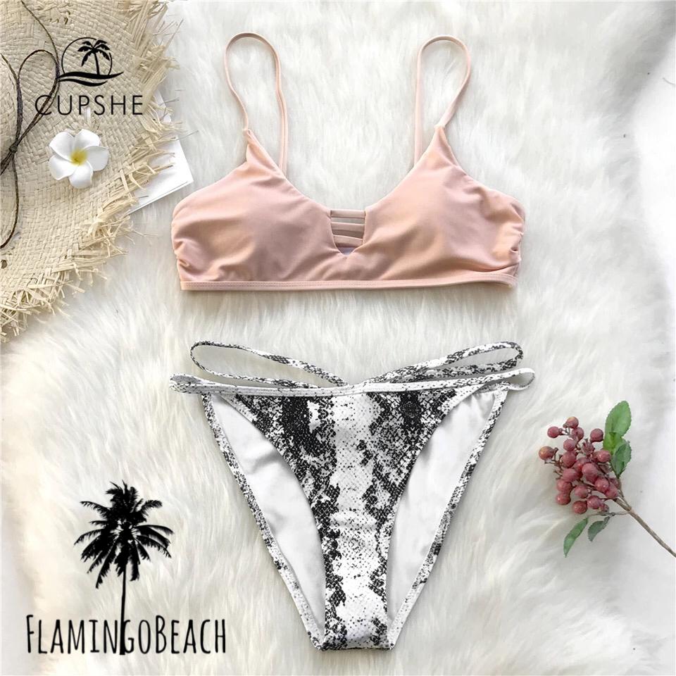 【FlamingoBeach】Python bikini ビキニ
