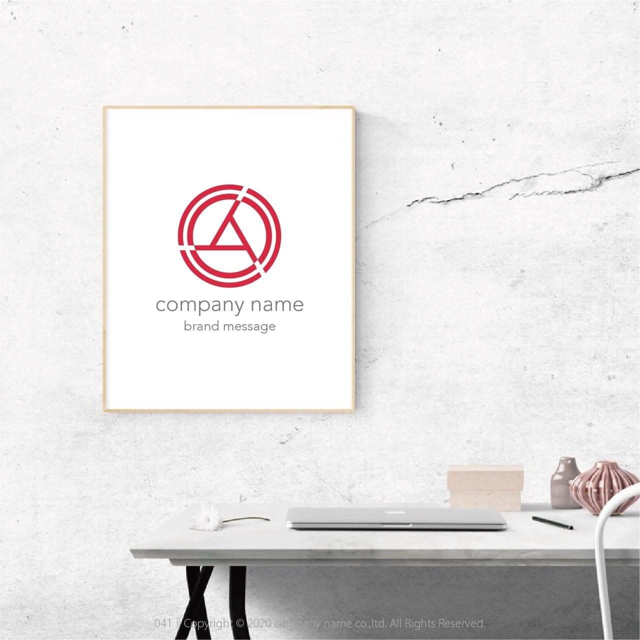 Brand Logo Mark :041