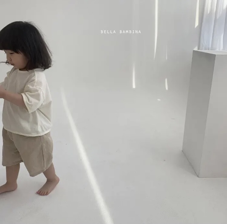 below the knee pants Ⅱ. 〔 ひざ下パンツ 2 〕