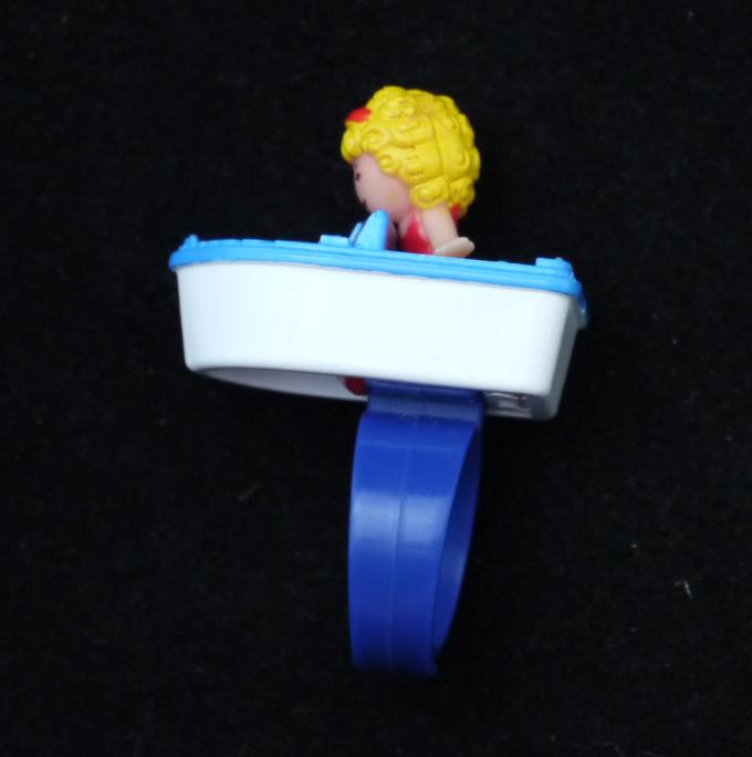 ポーリーポケット スピードボートリング 1989年 新品