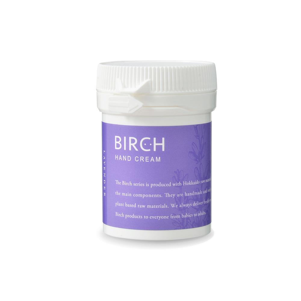 BIRCH LAVENDER ハンドクリーム45g