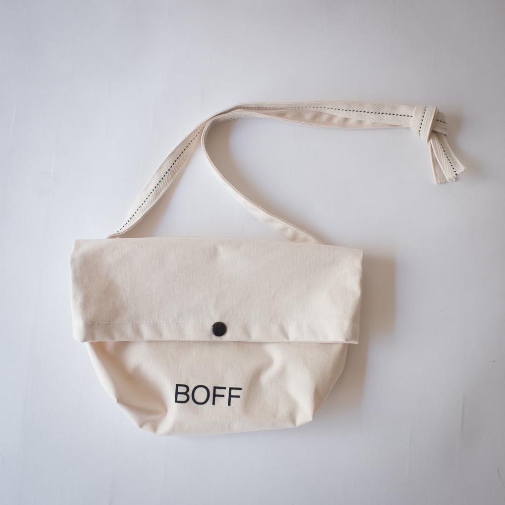 'BOFF' エプロン サコッシュ