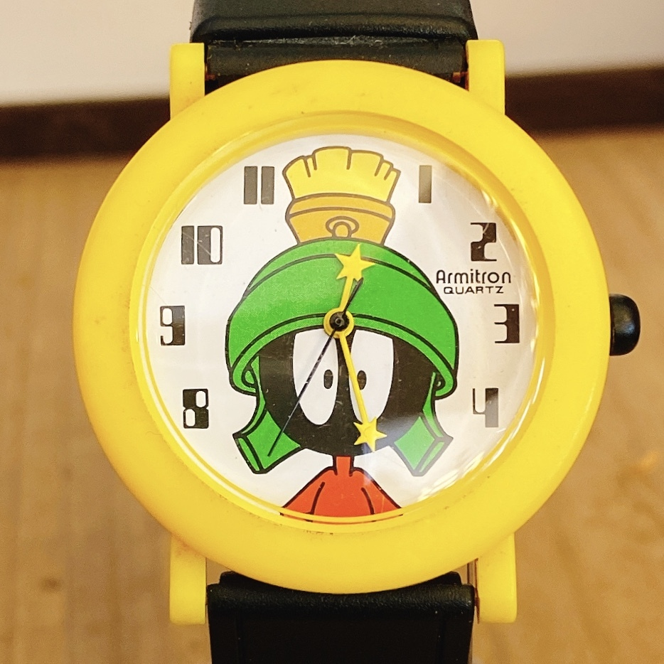 Marvin the Martian 90`s Armitron ウォッチ