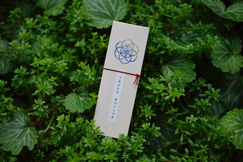 澄みわたる 星のよもぎ茶   (箱タイプ/約25杯分)