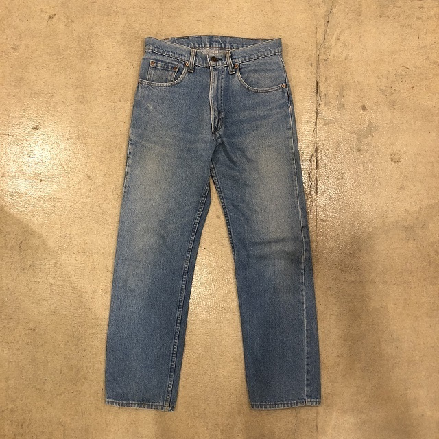 LEVI'S 505 MADE IN USA #BT-117