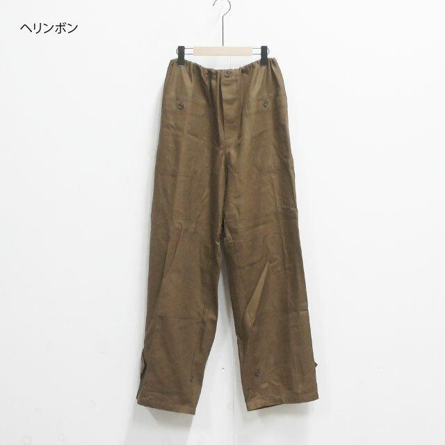 【再入荷なし】 deadstock デッドストック チェコ軍イージーワークパンツ メンズ レディース パンツ ロング ミリタリー 体型カバー 着やせ 大きめ ゆったり 通販 (品番dkd-pts-0035)