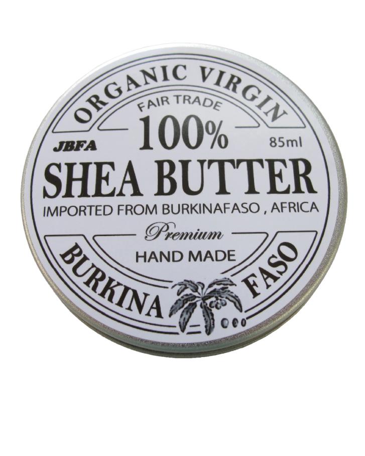 organic virgin shea butter large - 画像1