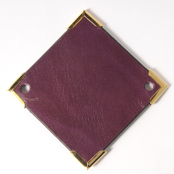 Joe18SM-31 square leather majeste