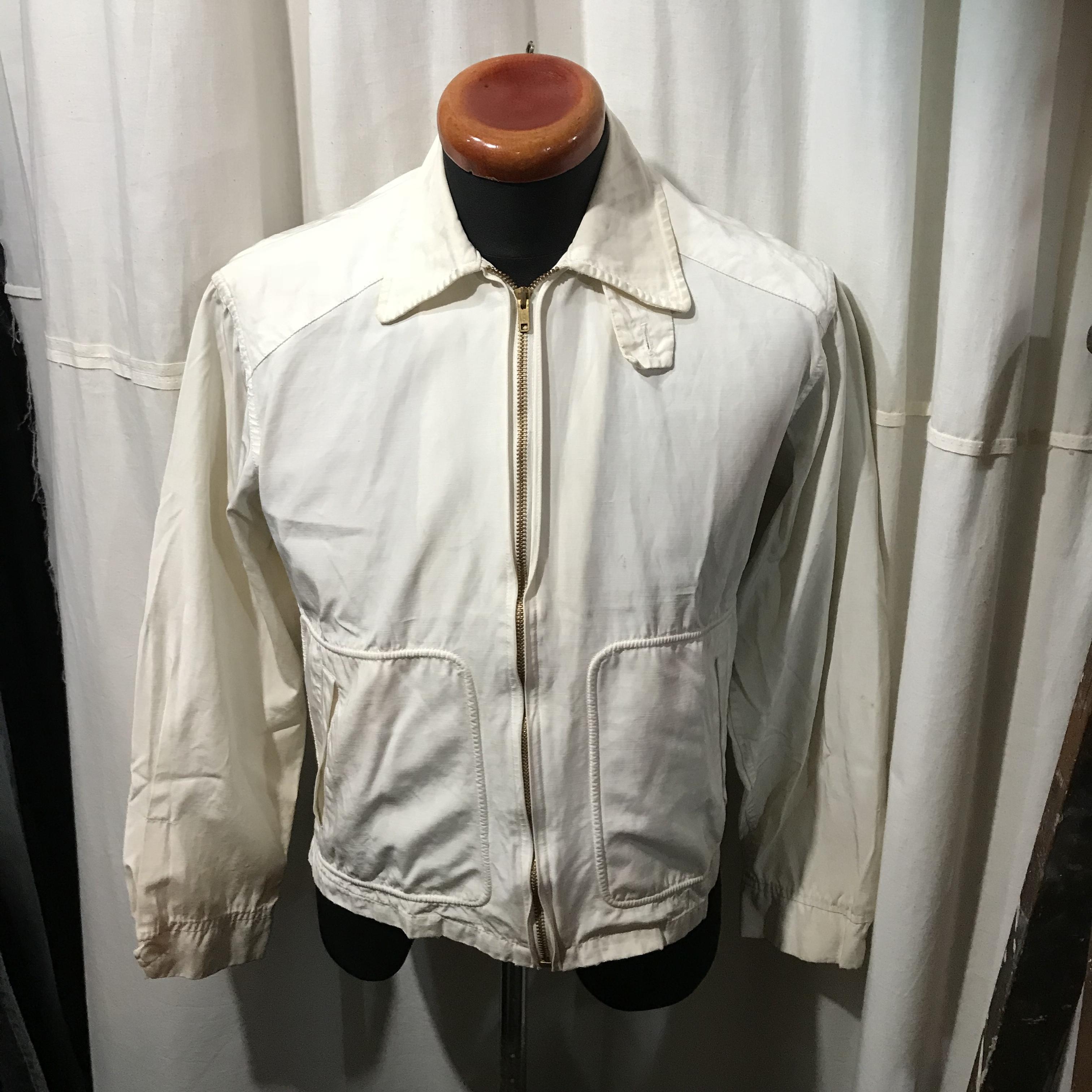 50's vintage CAMPUS キャンパス スイングトップジャケット 36