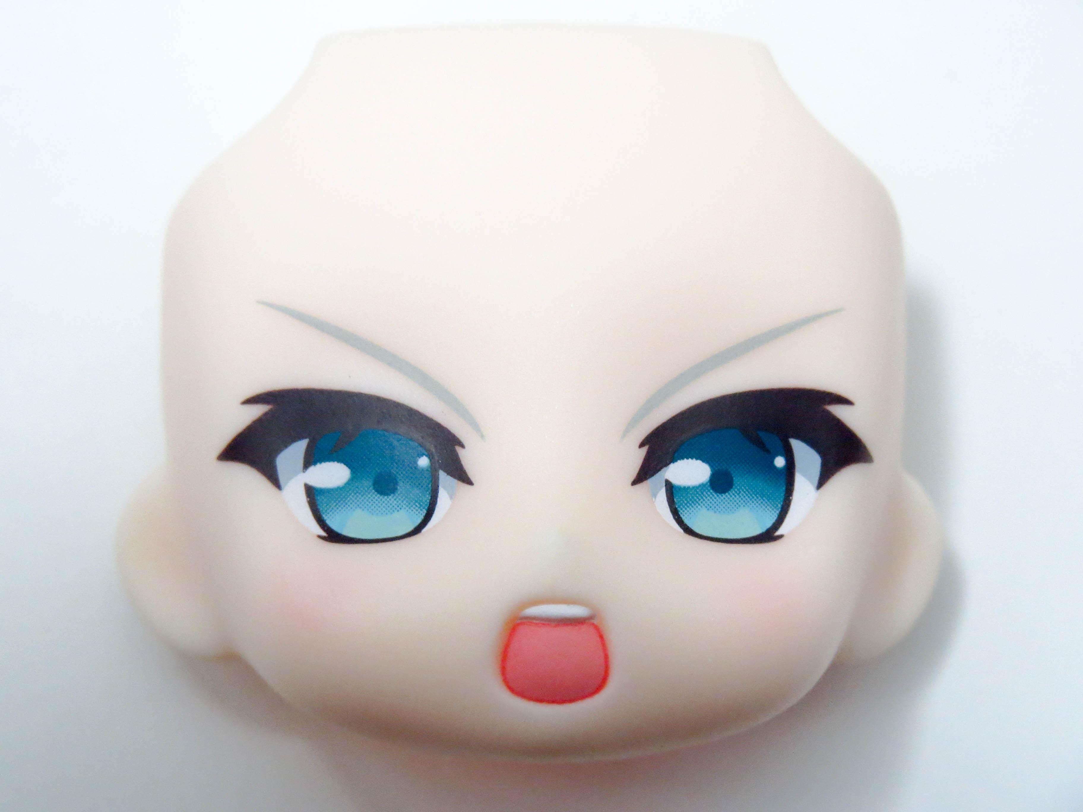 【SALE】【602】 シビラ 顔パーツ 戦闘顔 ねんどろいど