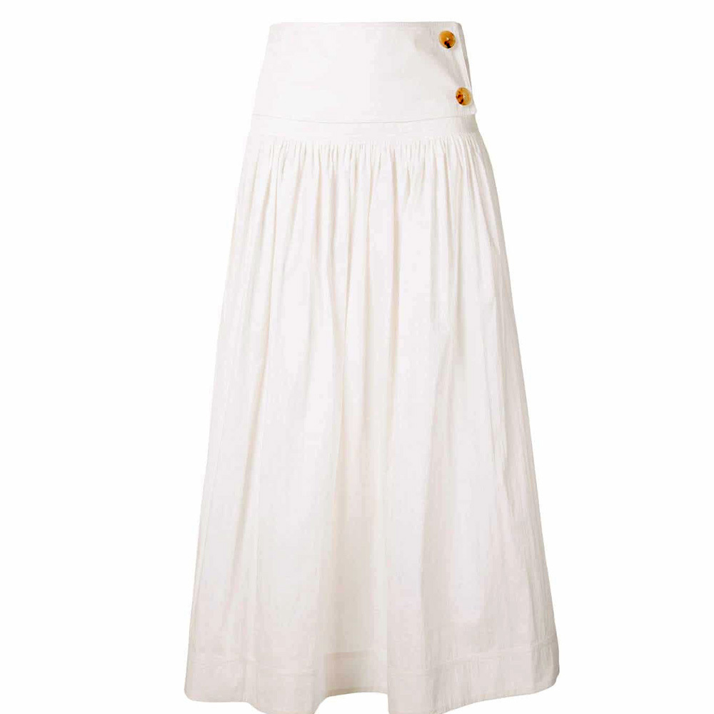 Co RUCHED SKIRT