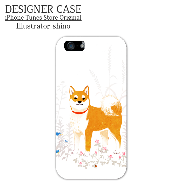 iPhone6 Hard Case[shibaken] Illustrator:shino