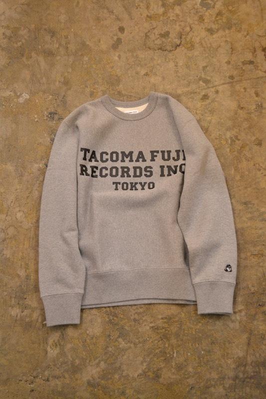TACOMA FUJI RECORDS / TACOMA FUJI RECORDS, INC. SWEAT by Shuntaro Watanabe