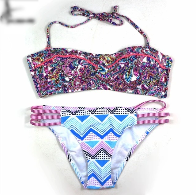 【即納】送料無料!水着 ビキニ ~bandeau Bikini~ 205