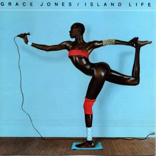 【CD・米盤】Grace Jones / ISLAND LIFE