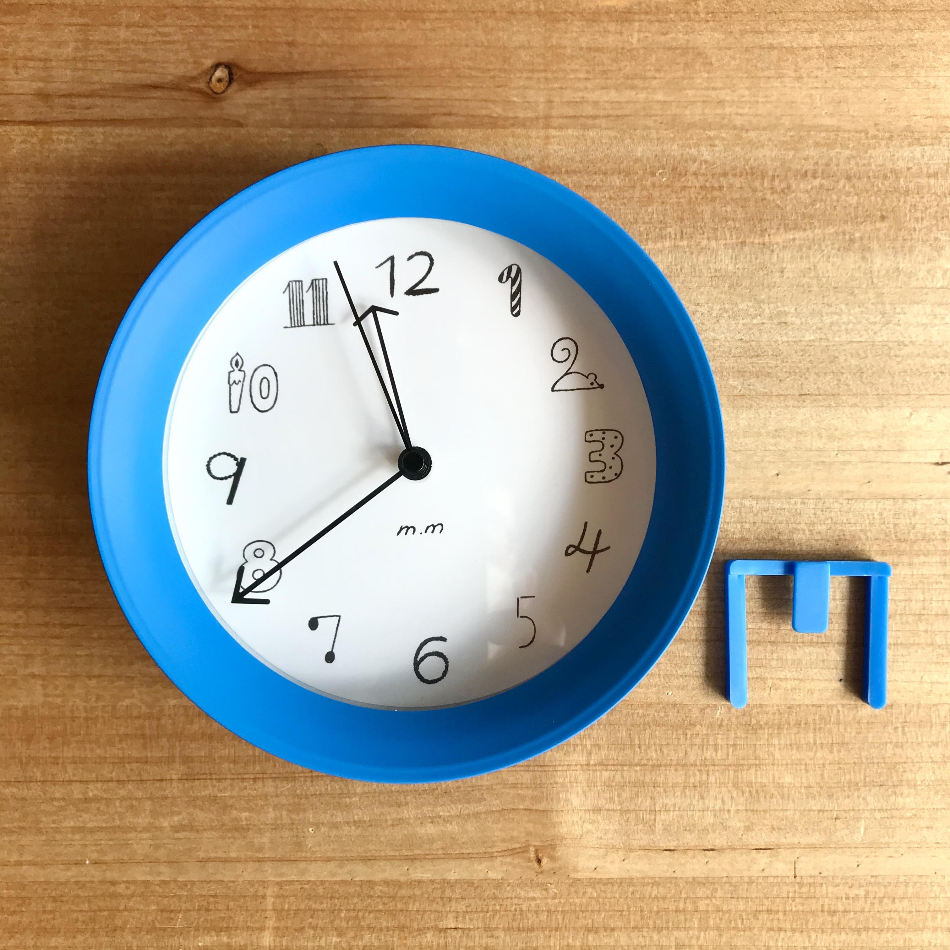 松尾ミユキ  2way Clock