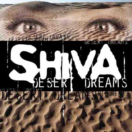 "SHIVA ""Desert Dreams""日本盤"