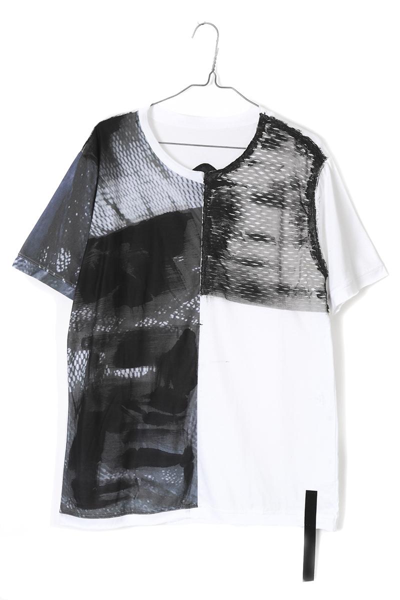 WEARABLE ART Tshirt [Article 04]MICHAIL GKINIS AOYAMA
