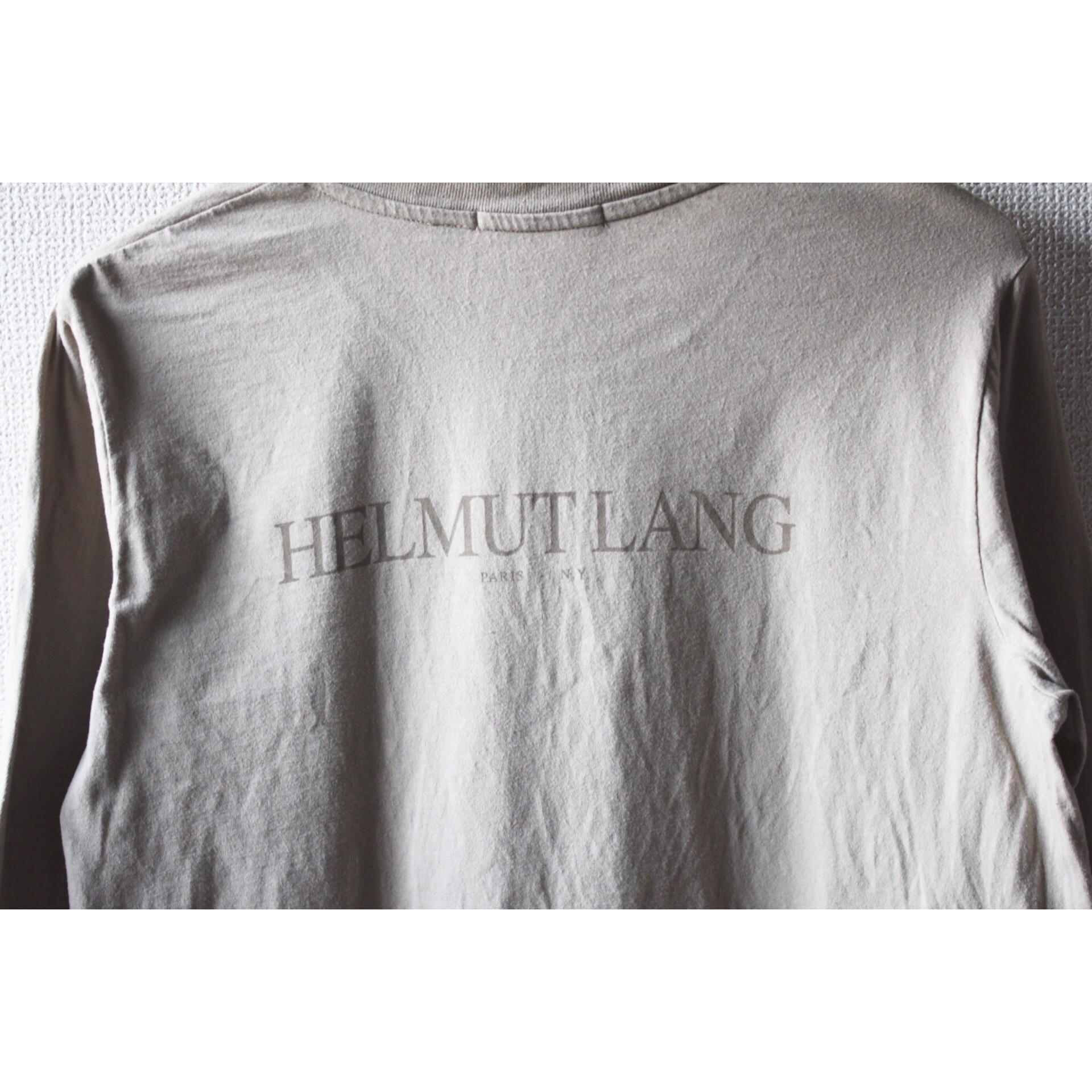 Long sleeve shirt by Helmut Lang