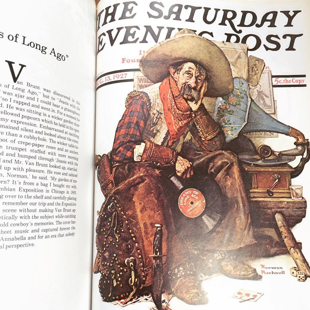 ノーマン・ロックウェル画集「Norman Rockwell & the Saturday Evening Post: The Early Years 1916-1928」 - 画像3