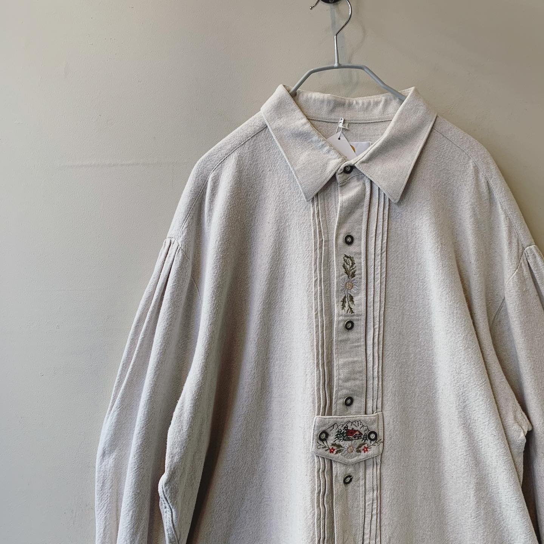 vintage tyrol design shirts