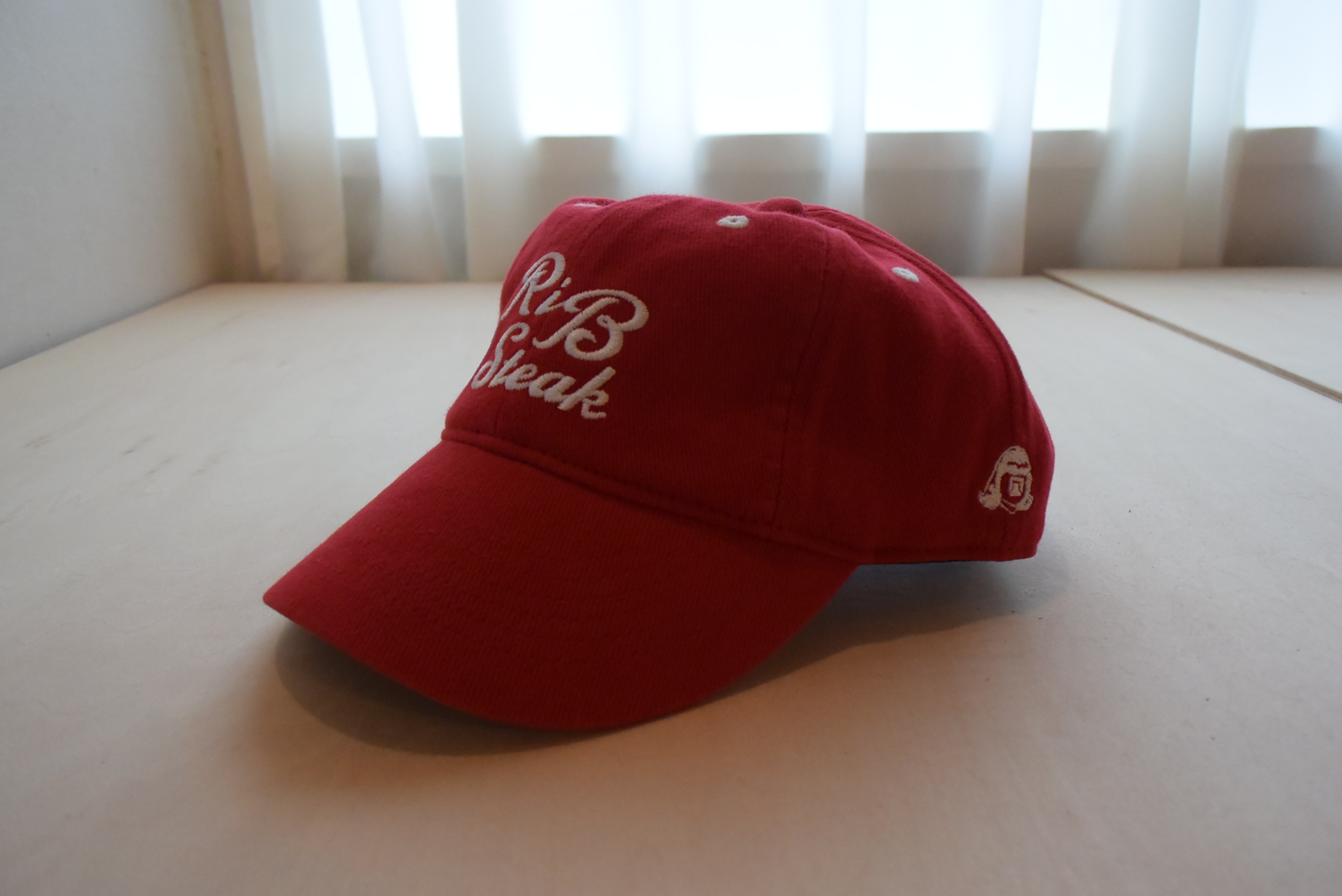 TACOMA FUJI RECORDS RIB STEAK CAP designed by Jerry UKAI
