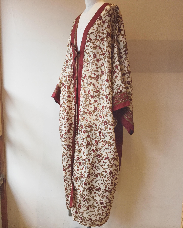vintage ethnic design haori