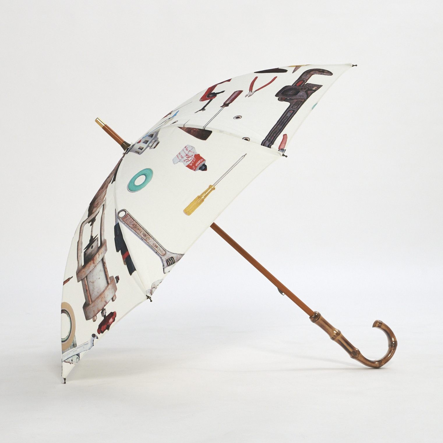 晴雨兼用日傘・長傘 - FACTORY - 1color