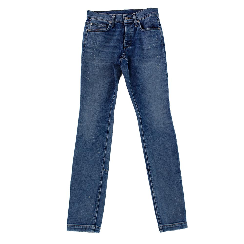 RHUDE Stretch Skinny Jeans