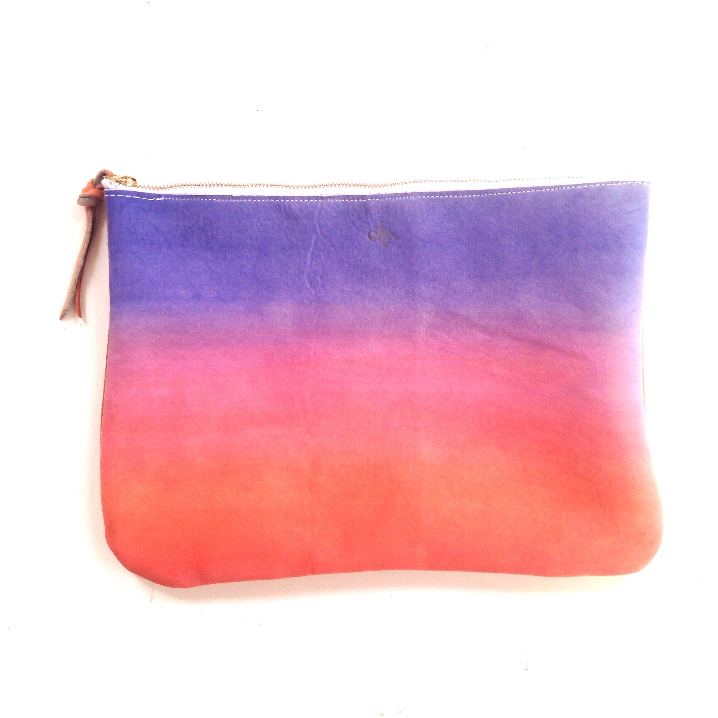 clutch bag -Manila×blown-