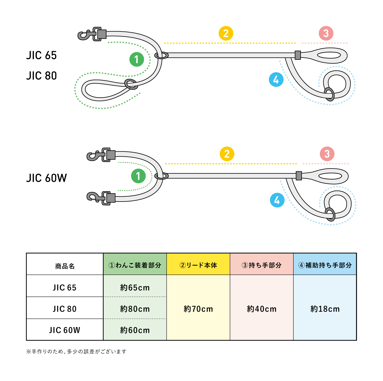 JICリード60W<鉄砲ナスカン>