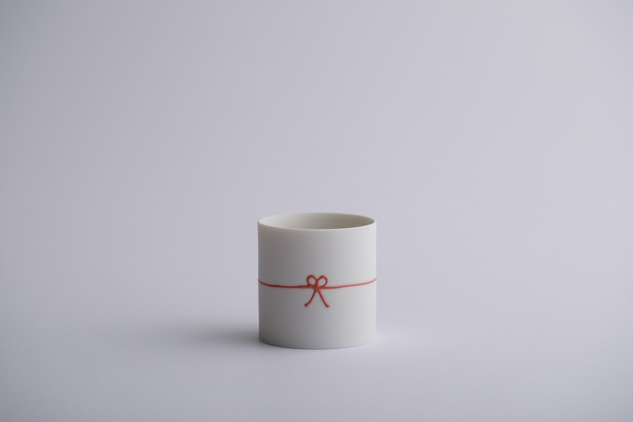 musubi cup / red