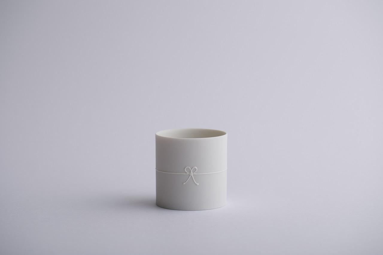 musubi cup / white