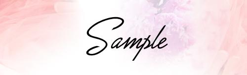ブログヘッダー(アメブロ簡単カスタマイズ) -- flower04