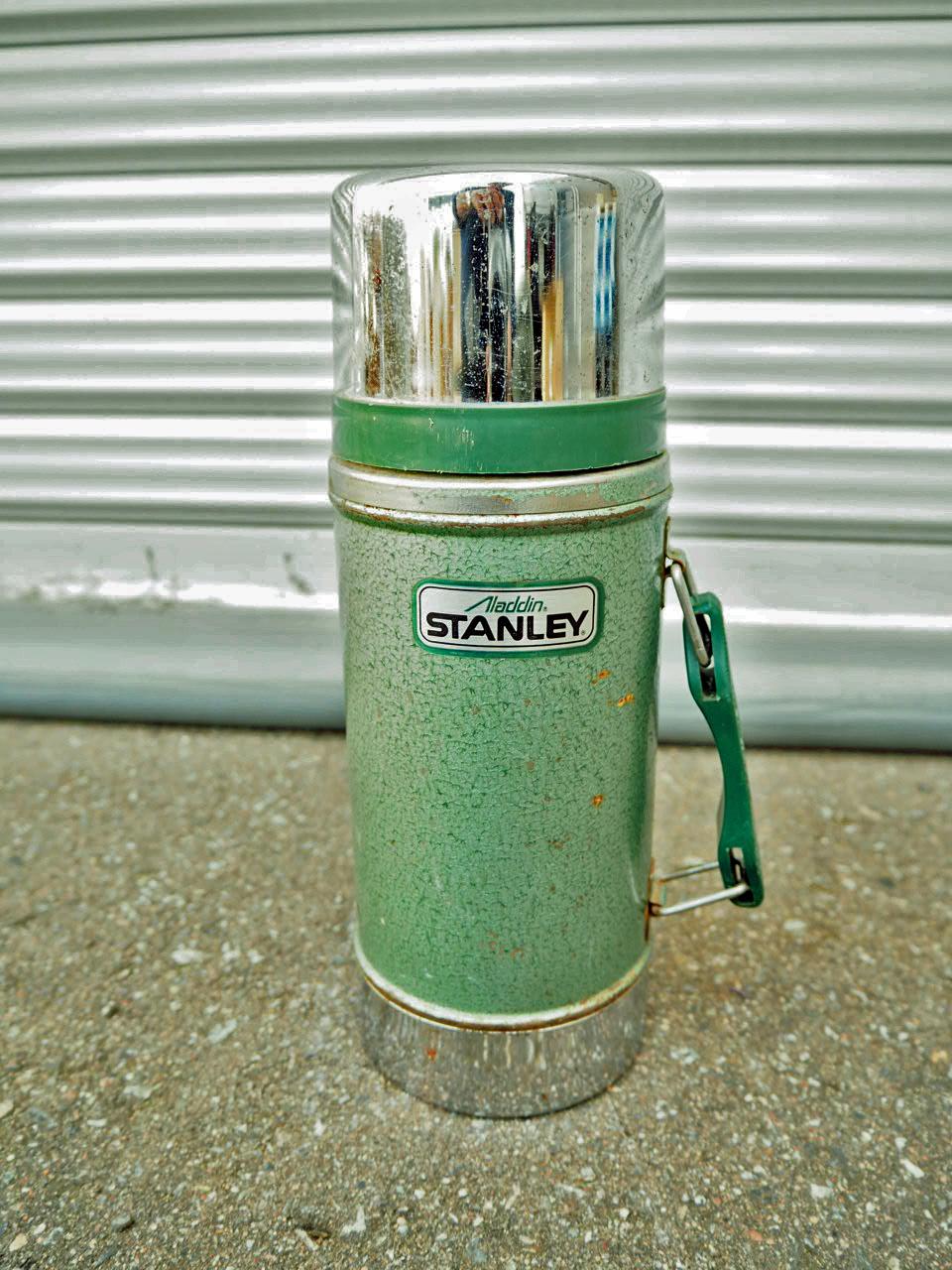 品番1057 Aladdin アラジン 水筒 スタンレー STANLEY 真空ボトル ヴィンテージ 011