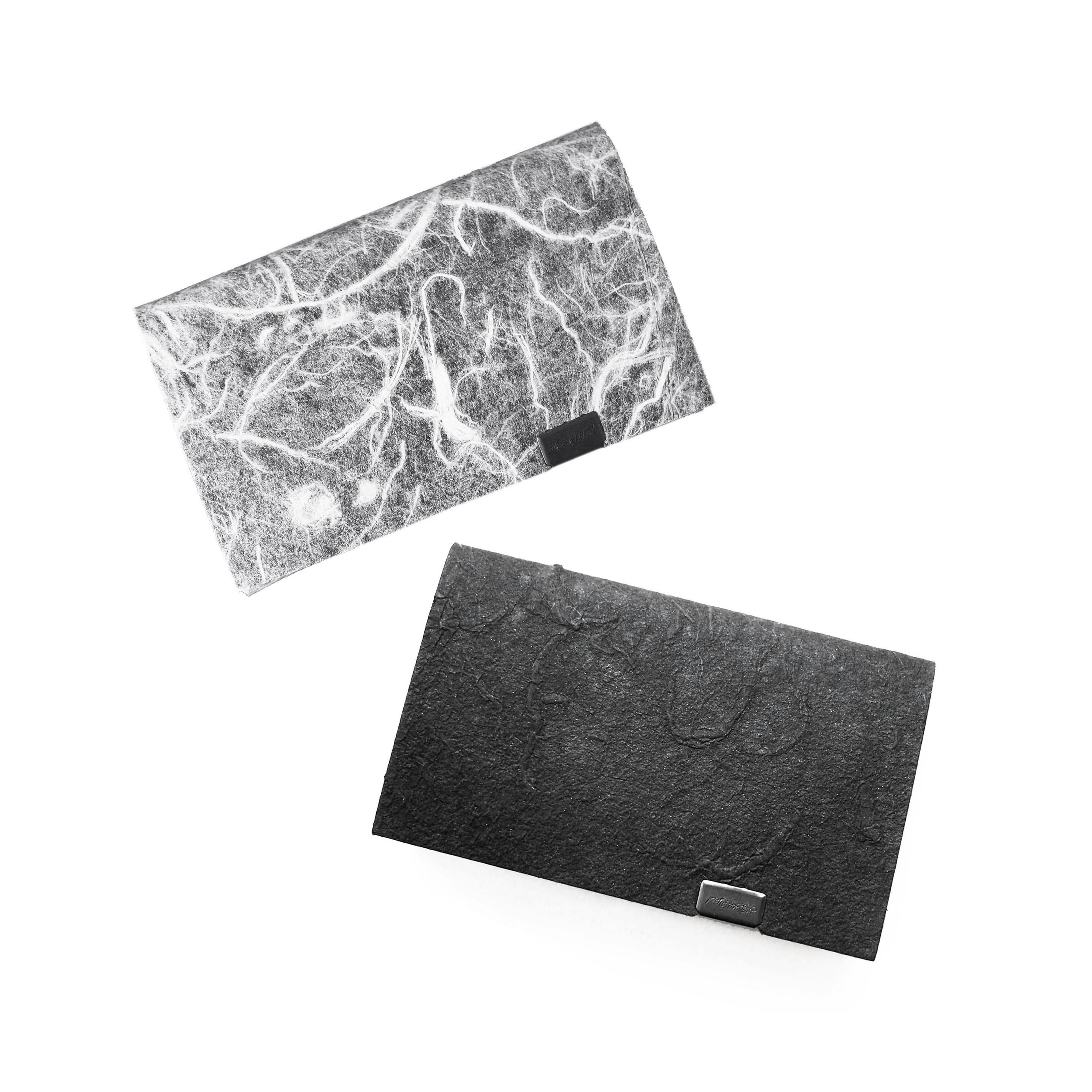 黒和紙/白和紙 -コインケース-