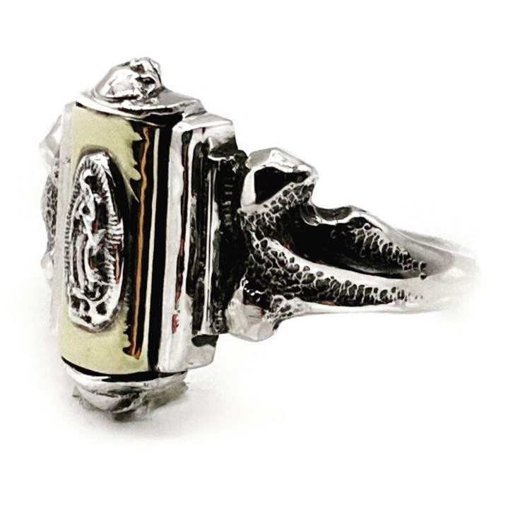 SILLY ESSENCE / FLORENCE RING : SILVER