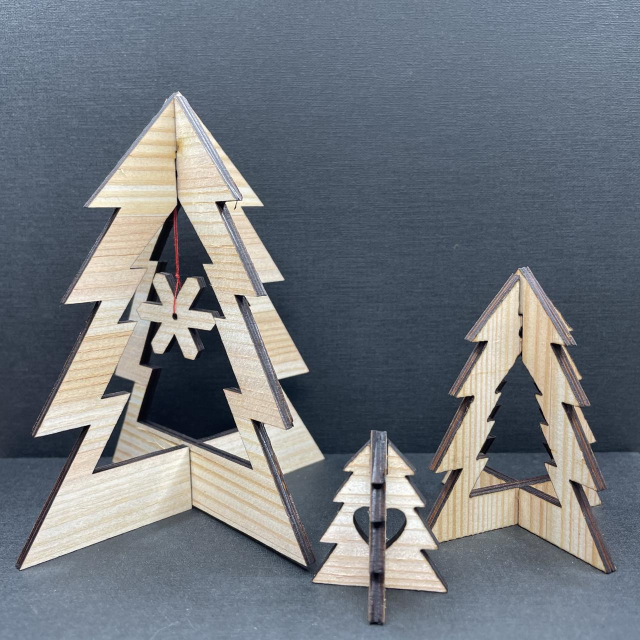 杉のクリスマスツリー
