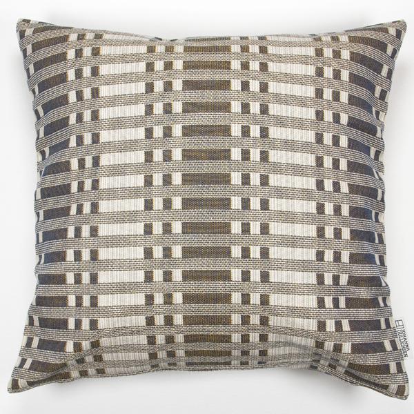 JOHANNA GULLICHSEN Zipped Cushion Cover Tithonus Lead
