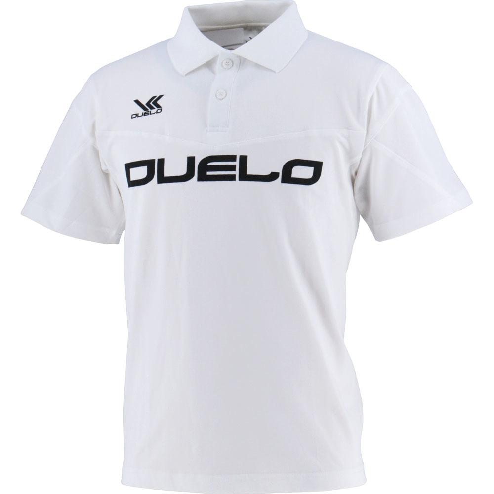 D-009J Polo Shirt WHT