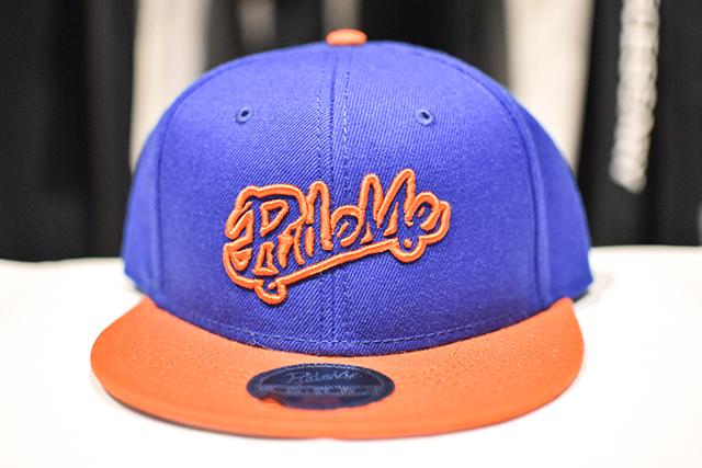 RideMe(ライドミー) | Snap Back Cap O.BLUE
